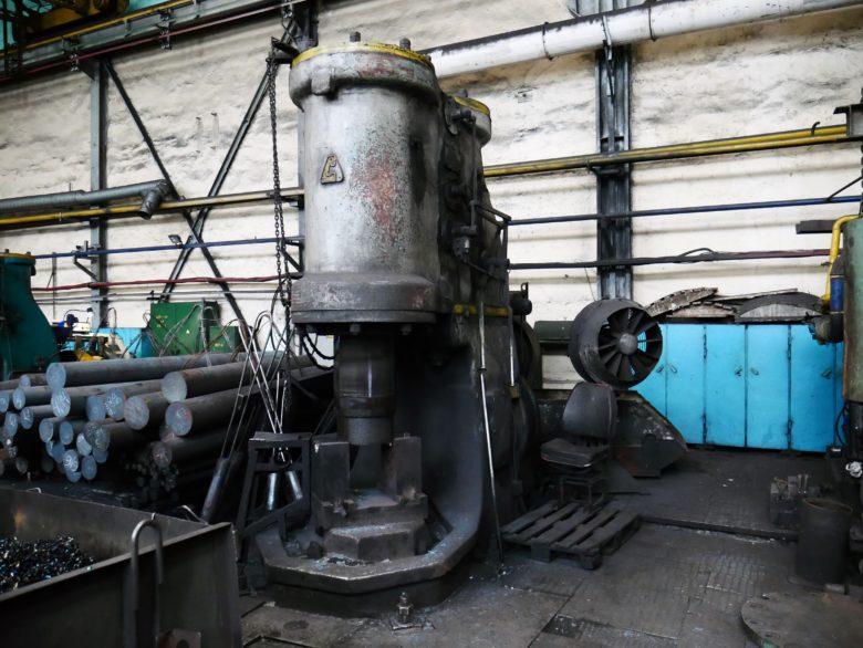 Оборудование Самарской кузницы